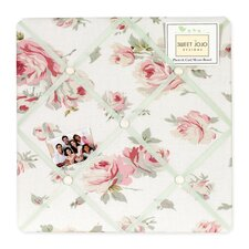 <strong>Sweet Jojo Designs</strong> Riley's Roses Collection Memo Board