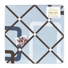 <strong>Sweet Jojo Designs</strong> Geo Blue Collection Memo Board