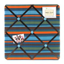 <strong>Sweet Jojo Designs</strong> Surf Blue Collection Memo Board