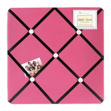 <strong>Sweet Jojo Designs</strong> Soccer Pink Collection Memo Board
