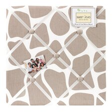 Giraffe Collection Memo Board