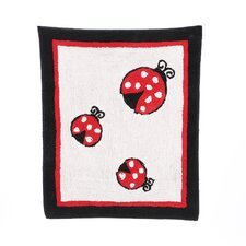 <strong>Sweet Jojo Designs</strong> Little Ladybug Collection Floor Rug