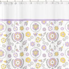 Suzanna Cotton Shower Curtain