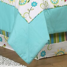 <strong>Sweet Jojo Designs</strong> Layla Toddler Bed Skirt