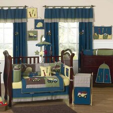 <strong>Sweet Jojo Designs</strong> Construction Zone Crib Bedding Collection