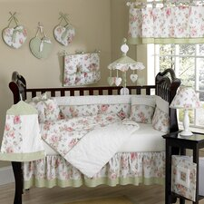 <strong>Sweet Jojo Designs</strong> Riley's Roses Crib Bedding Collection