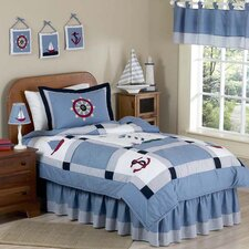 <strong>Sweet Jojo Designs</strong> Come Sail Away Kid Bedding Collection