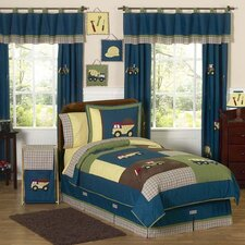 <strong>Sweet Jojo Designs</strong> Construction Zone Kid Bedding Collection