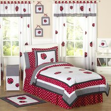 <strong>Sweet Jojo Designs</strong> Little Ladybug Kid Bedding Collection