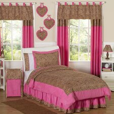 Cheetah Pink Kid Bedding Collection