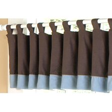<strong>Sweet Jojo Designs</strong> Soho Cotton Curtain Valance