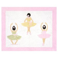 Ballerina Collection Floor Rug