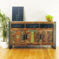 Urban Chic 4 Door Sideboard