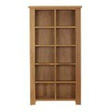 Aston Oak DVD / CD Storage Rack