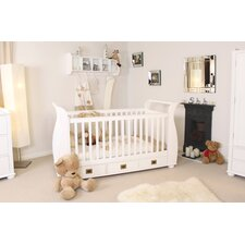 Nutkin Cot-Bed with Three Drawers Set
