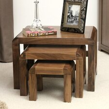 Shiro 3 Piece Nest of Coffee Tables