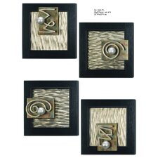 <strong>Artmax</strong> 4 Piece Wall Décor Set