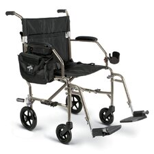 <strong>Medline</strong> Freedom 2 Ultra Lightweight Transport Wheelchair