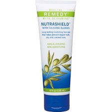 Remedy Olivamine 4 oz. Nutrashield Skin Barrier and Protectant  Cream Lotion