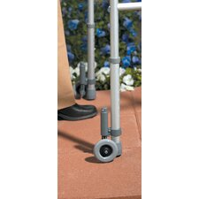 <strong>Medline</strong> Rear Brake Foot Piece Attachment for Walker