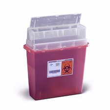 Wall Mount Sharps Container