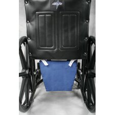 Wheelchair Drain Bag Holder
