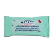 Ready Bath Antibacterial Basics Fragrance Free Cloth