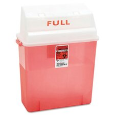 Patient Room Sharps Container, 3 Gallon