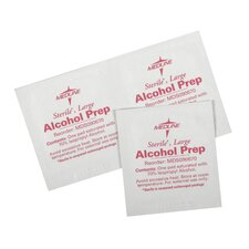 <strong>Medline</strong> Sterile Alcohol Prep Pads
