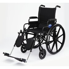 Excel K4 Lightweight Bariatric Wheelchair