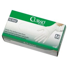 <strong>Medline</strong> Curad 3G Exam Gloves (Pack of 10)
