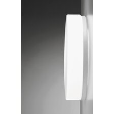 Drum 2 Light Flush Mount