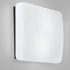 Rialto 2 Light Flush Mount