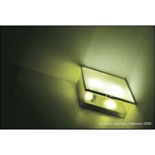 Box Halogen Wall or Ceiling Light - Square