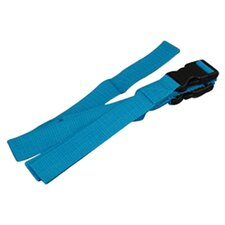 <strong>Yoga Direct</strong> Deluxe Yoga Mat Harness Sling in Blue