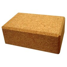 <strong>Yoga Direct</strong> Cork Yoga Block