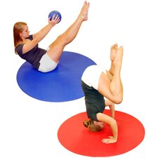 <strong>Yoga Direct</strong> Ultra 4' Circular Aerobics Mat