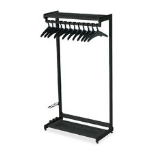 2 Shelf Garment Rack