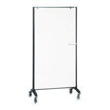 <strong>Quartet®</strong> Motion Series Room Divider Partition in Fabric and Porcelain