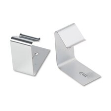 Flexible Metal Cubicle Hangers (Set of 2)