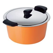 Hotpan Serving Casserole in Orange
