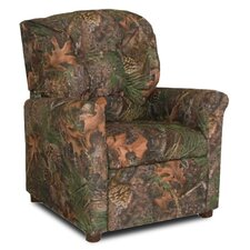 Four Button Kid's Recliner