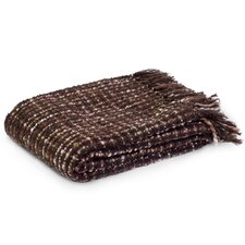 Tonal Soft Knit Throw