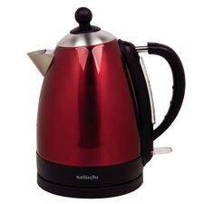 Manhattan Kettle in Metallic Red