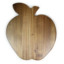 Acacia Apple Chopping Board