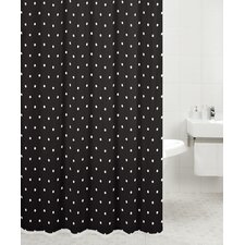 Bathroom Essentials Spot  Shower Curtain
