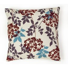 Allium Floral Cushion