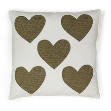 Elayce Heart Cushion