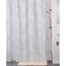 Pia PEVA Shower Curtain