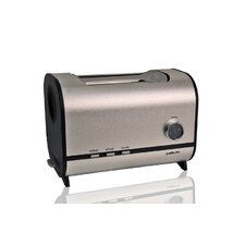 Aspire Two Slice Toaster in Silver